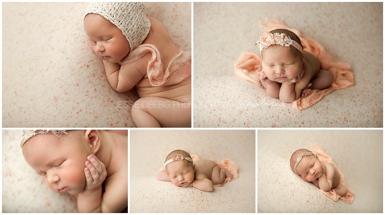 Riverton Newborn Girl Photography
